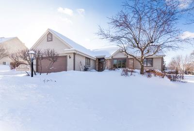Waukesha Single Family Home Active Contingent With Offer: 1227 Highpoint Ln