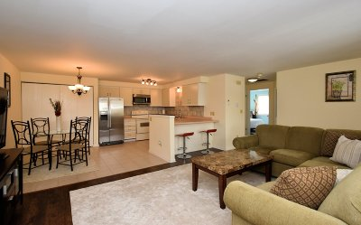 Oak Creek Condo/Townhouse Active Contingent With Offer: 8380 S Chicago Rd #4