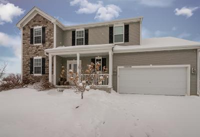 Jackson WI Single Family Home For Sale: $344,900
