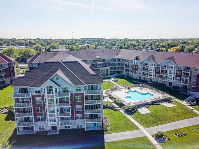 Milwaukee County Condo/Townhouse For Sale: 4110 S Lake Dr #344
