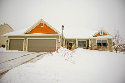 Waukesha Single Family Home Active Contingent With Offer: 3520 Olde Howell Rd