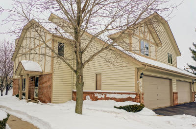 Pewaukee Condo/Townhouse For Sale: N34w23866 Grace Ave #A