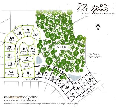 Residential Lots & Land Active Contingent With Offer: Lt141 Lilly Creek Highlands Vi