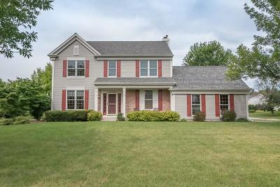 Washington County Single Family Home Active Contingent With Offer: W144n10293 Raintree Dr