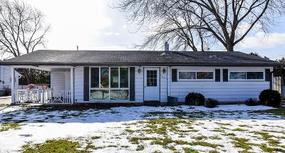 Glendale Single Family Home Active Contingent With Offer: 347 W Sugar Ln