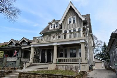 Milwaukee WI Two Family Home For Sale: $399,900