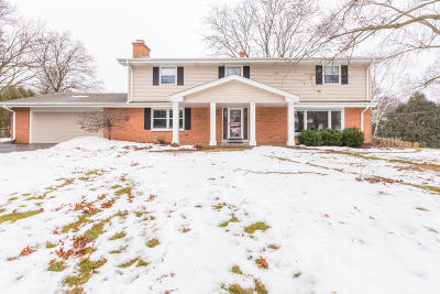 Single Family Home Active Contingent With Offer: 4380 Continental Ct