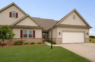 Slinger, Town Of Polk Condo/Townhouse For Sale: 1784 Woodland Way