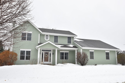 Grafton Single Family Home For Sale: 283 W Maple St