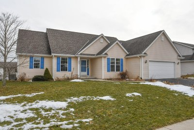 Oconomowoc Single Family Home For Sale: 963 Hickory Creek Dr