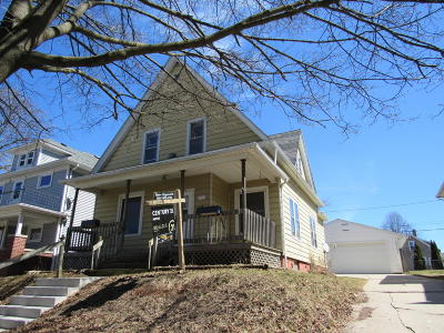Sheboygan Single Family Home For Sale: 1543 N 20th St