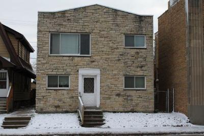 West Allis Multi Family Home For Sale: 8617 W Greenfield Ave