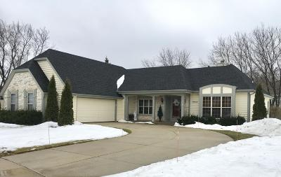 Cedarburg Single Family Home Active Contingent With Offer: W63n1019 Fairview Ct