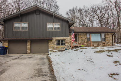 West Bend Single Family Home Active Contingent With Offer: 7086 Shady Lane Rd