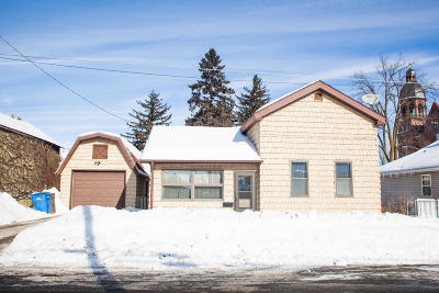 Watertown Single Family Home Active Contingent With Offer: 412 Jones St