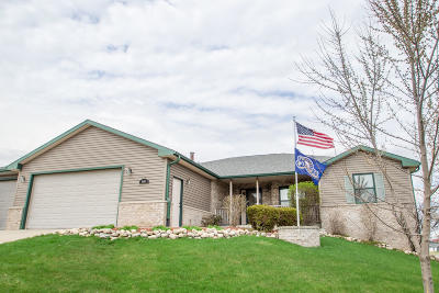 Watertown Single Family Home For Sale: 1414 Timber Ridge Trl