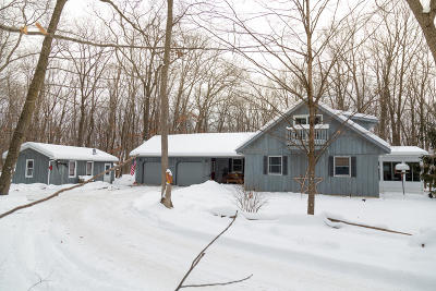 Plymouth Single Family Home For Sale: N4359 W County Road A