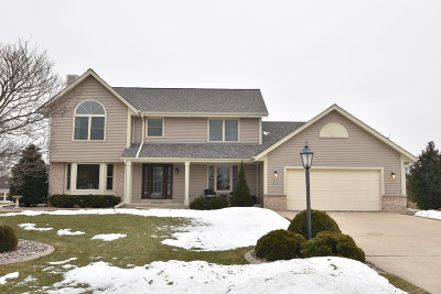 Sussex Single Family Home Active Contingent With Offer: W244n5824 Dove Ct
