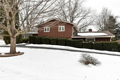 Greendale Single Family Home For Sale: 5861 Fenton Ct