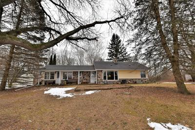 Menomonee Falls Single Family Home Active Contingent With Offer: N94w21891 Schlei Rd