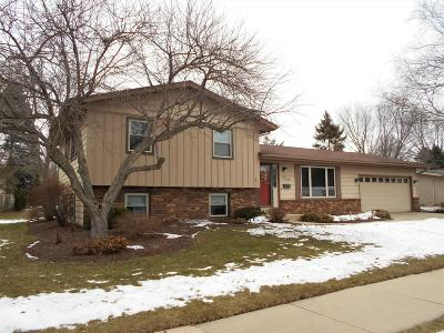 Racine County Single Family Home Active Contingent With Offer