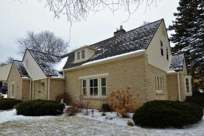 West Bend Single Family Home Active Contingent With Offer: 606 S 8th Ave
