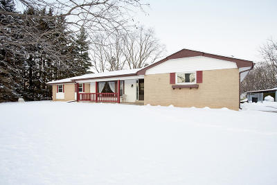 Hartford Single Family Home For Sale: 2358 Powder Hill Rd