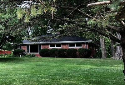 New Berlin Single Family Home Active Contingent With Offer: 14600 W Woodland Dr