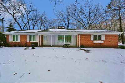 Racine County Single Family Home For Sale: 8715 Northwestern Ave