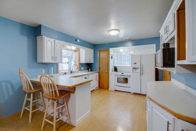 West Allis Single Family Home Active Contingent With Offer: 2328 S 107th St