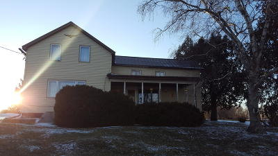 Jefferson County Single Family Home Active Contingent With Offer: N7101 Hillside Dr