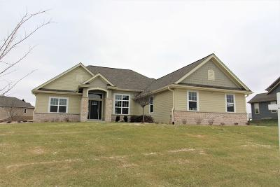 Muskego Single Family Home For Sale: W129s8726 Boxhorn Reserve Dr #Lt21