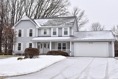 Menomonee Falls Single Family Home Active Contingent With Offer: W153n5382 Blair Ct