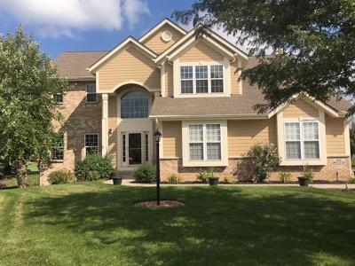 Waukesha County Single Family Home Active Contingent With Offer: S96w13238 Linksway Ct