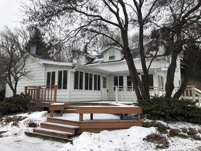 Waterloo Single Family Home Active Contingent With Offer: W8921 Stoney Brook Rd