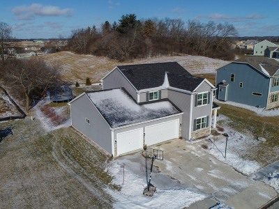 Waukesha County Single Family Home For Sale: 1304 Pine Ridge Dr