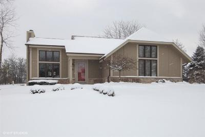 Washington County Single Family Home Active Contingent With Offer: N102w15895 Flintlock Trl