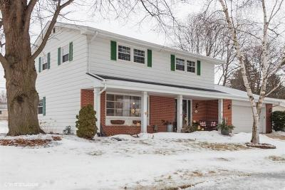 Waukesha Single Family Home Active Contingent With Offer: 1509 Dixie Dr