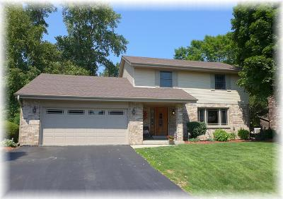 Racine Single Family Home Active Contingent With Offer: 512 Cramford Dr