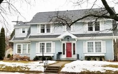 Sheboygan Single Family Home Active Contingent With Offer: 2518 N 4th