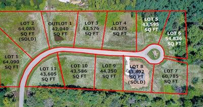 Pewaukee Residential Lots & Land For Sale: Lt7 Rookery Rd