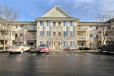 Hartland Condo/Townhouse Active Contingent With Offer: 520 Windstone Dr #206