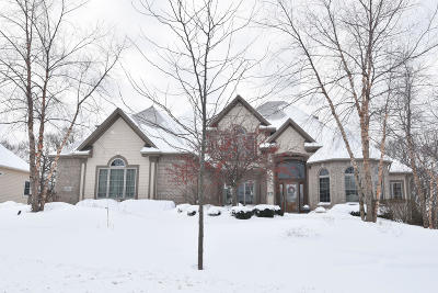 Menomonee Falls Single Family Home Active Contingent With Offer: N53w21815 Taylors Woods Dr
