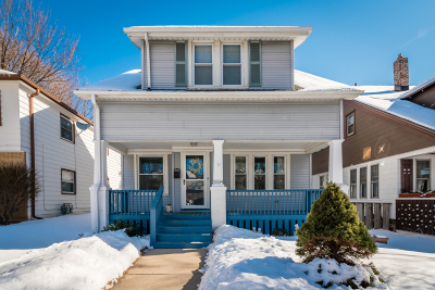 Shorewood Single Family Home Active Contingent With Offer: 3554 N Cramer St