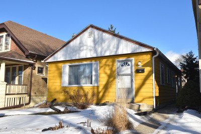West Allis Single Family Home Active Contingent With Offer: 2030 S 77th St