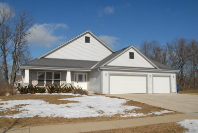 Oak Creek Single Family Home Active Contingent With Offer: 3820 E Green Meadows Dr
