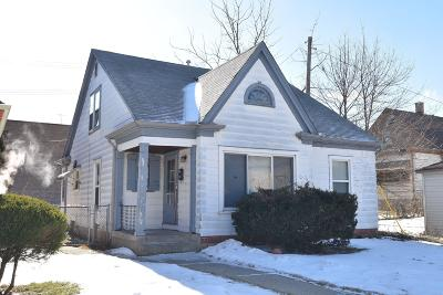 Milwaukee Single Family Home For Sale: 4631 W Carter Pl