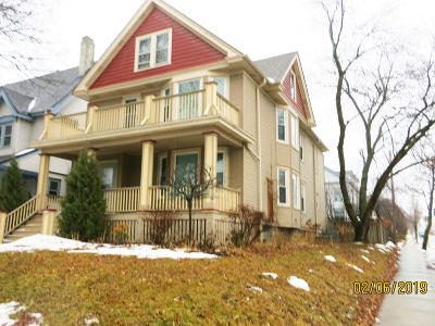Milwaukee WI Two Family Home For Sale: $359,000