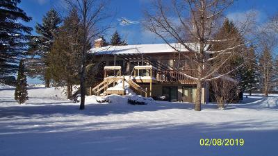 Single Family Home For Sale: N4160 15th Rd