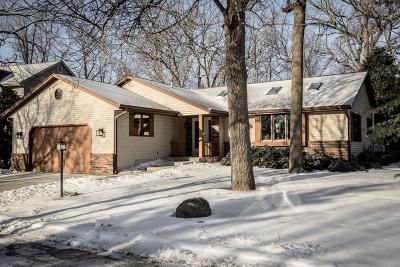 Waukesha Single Family Home Active Contingent With Offer: 2610 Lancaster
